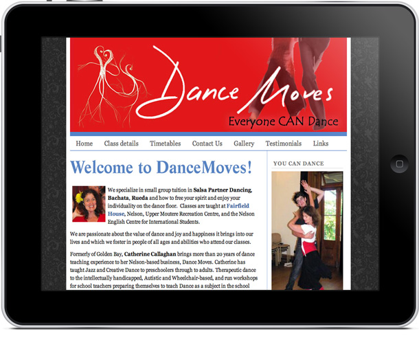 dance move dance classes nelson