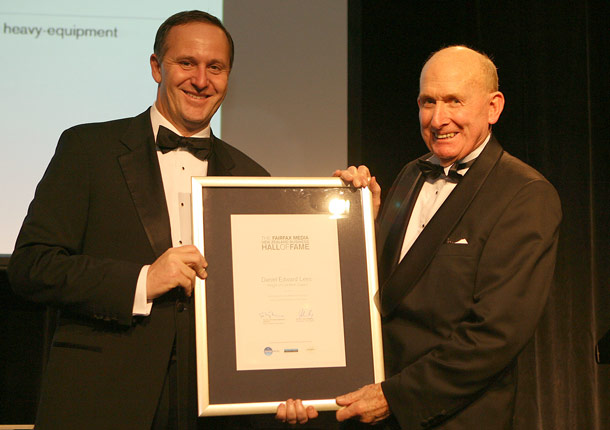 NZ business hall of fame